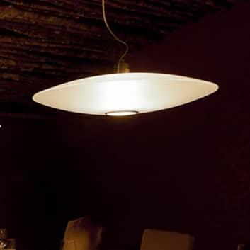 Prandina Extra S3 závěsné světlo ze skla