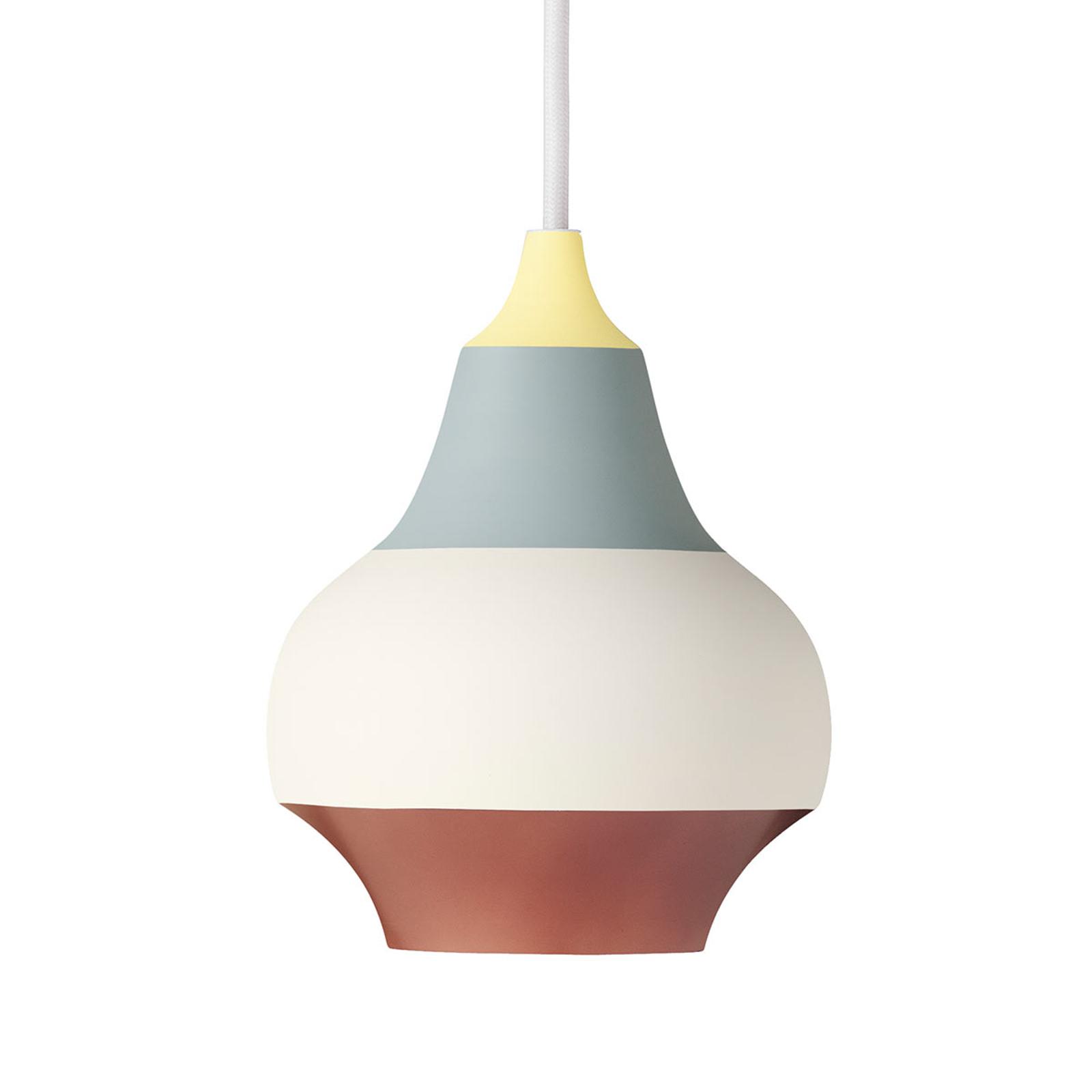 Louis Poulsen Cirque hanglamp, geel, 15 cm