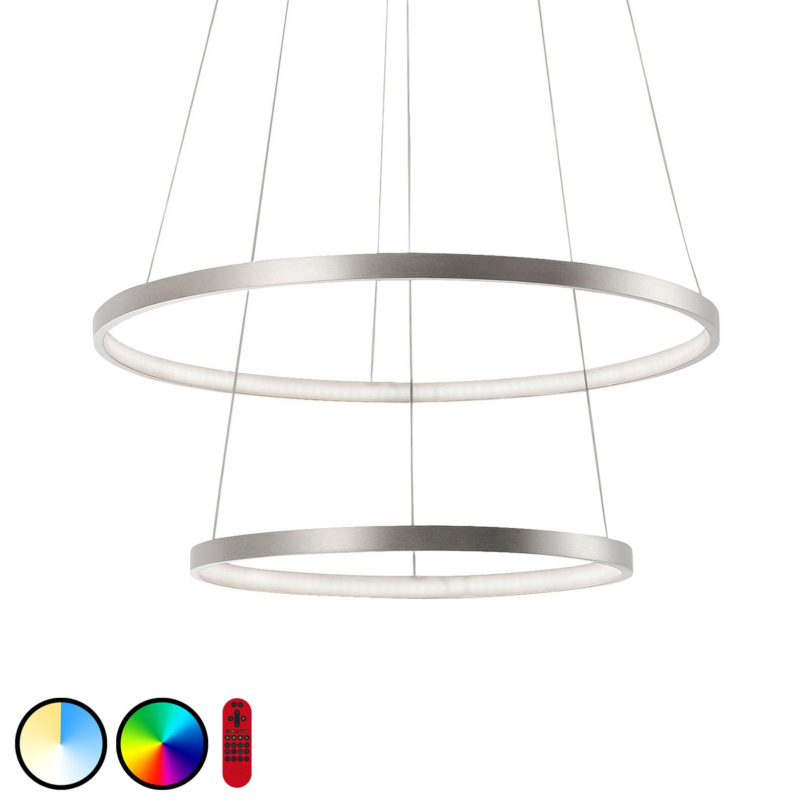 LED-Hängeleuchte LOLAsmart Circle