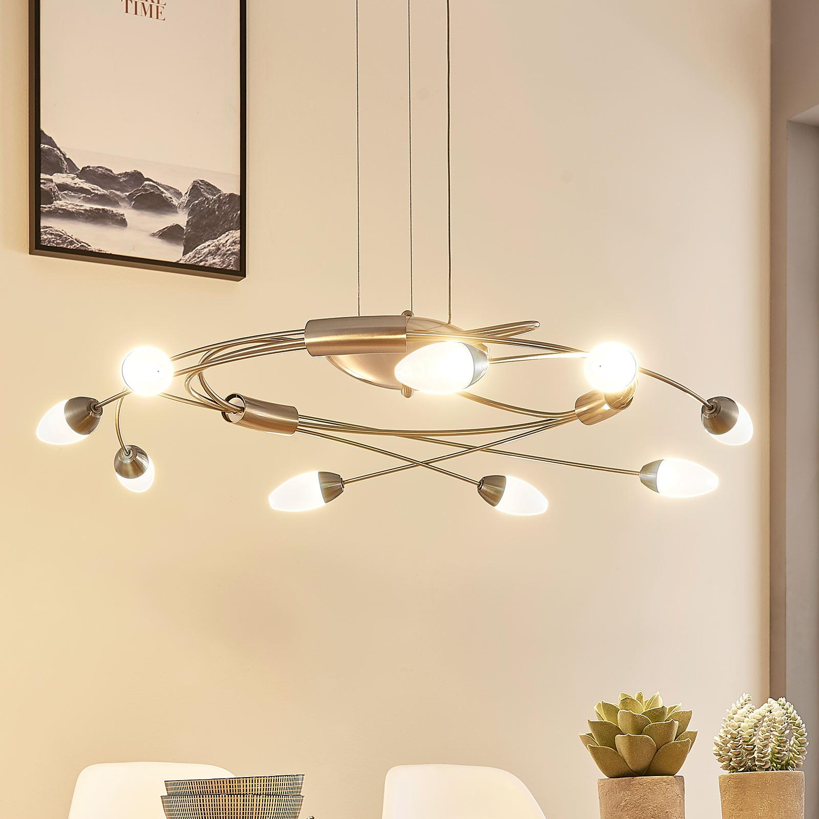 Deyan – lampa wisząca ze ściemnianymi diodami LED