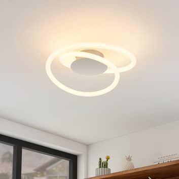 Lucande Lumka LED-Deckenleuchte, mit Switch-Dim