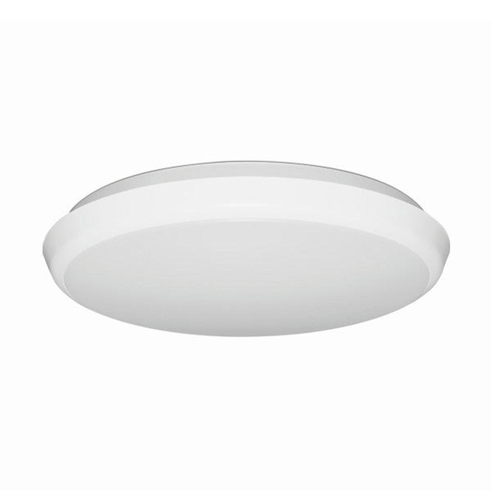 Zirra - dimbare LED plafondlamp met sensor, IP54