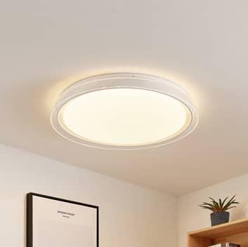 Lindby Sleya LED-taklampa, CCT, dimbar