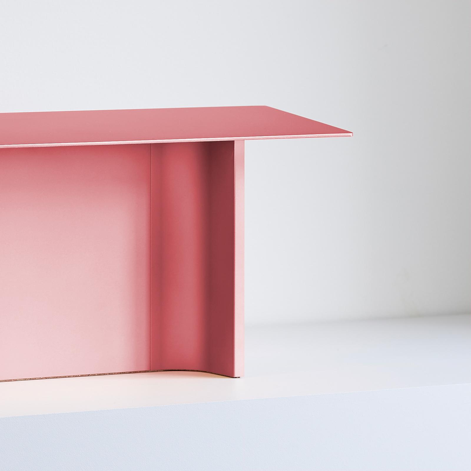 Luceplan Fienile LED-Tischleuchte, rosé