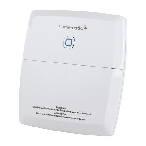 Homematic IP Schaltaktor Heizungsanlagen, 2-fach