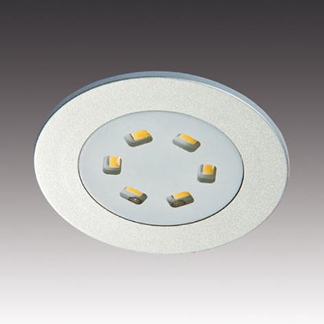 Flache LED-Einbauleuchte R 55