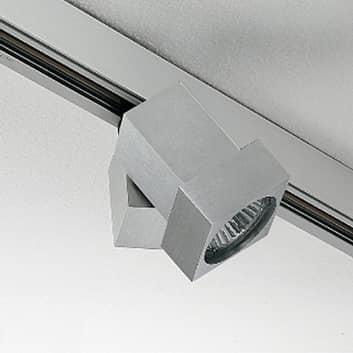 Tak- och väggspot Style Q med adapter aluminium