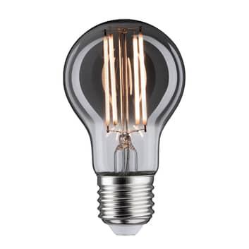 LED žárovka E27 7,5W, 2200K, kouřová, stmívací