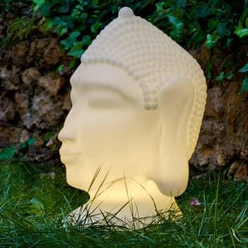 Newgarden Goa -LED-lattiavalaisin 70 cm, akku