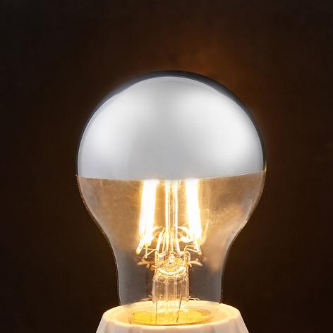 E27-LED-pääpeililamppu 4W 2700K 400lm filamentti