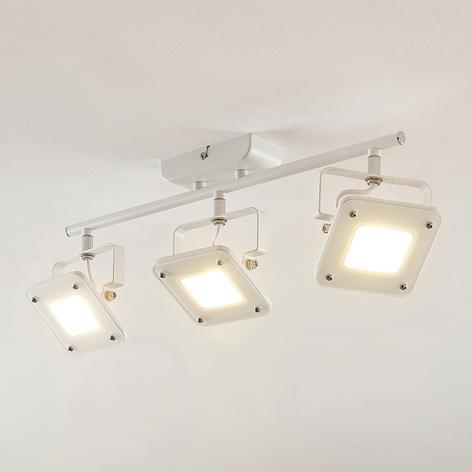 LED-kattospotti Juliana himmennettävä 3-lamppuinen