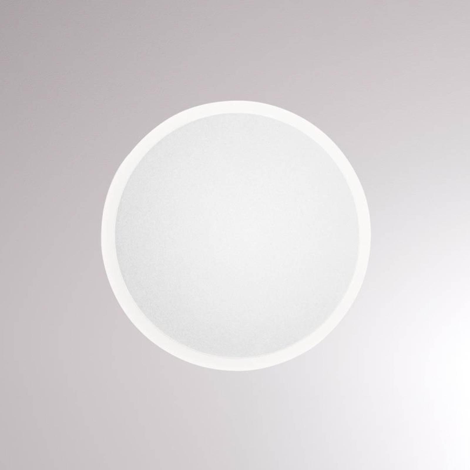 LOUM Pegato LED-Wandleuchte weiß