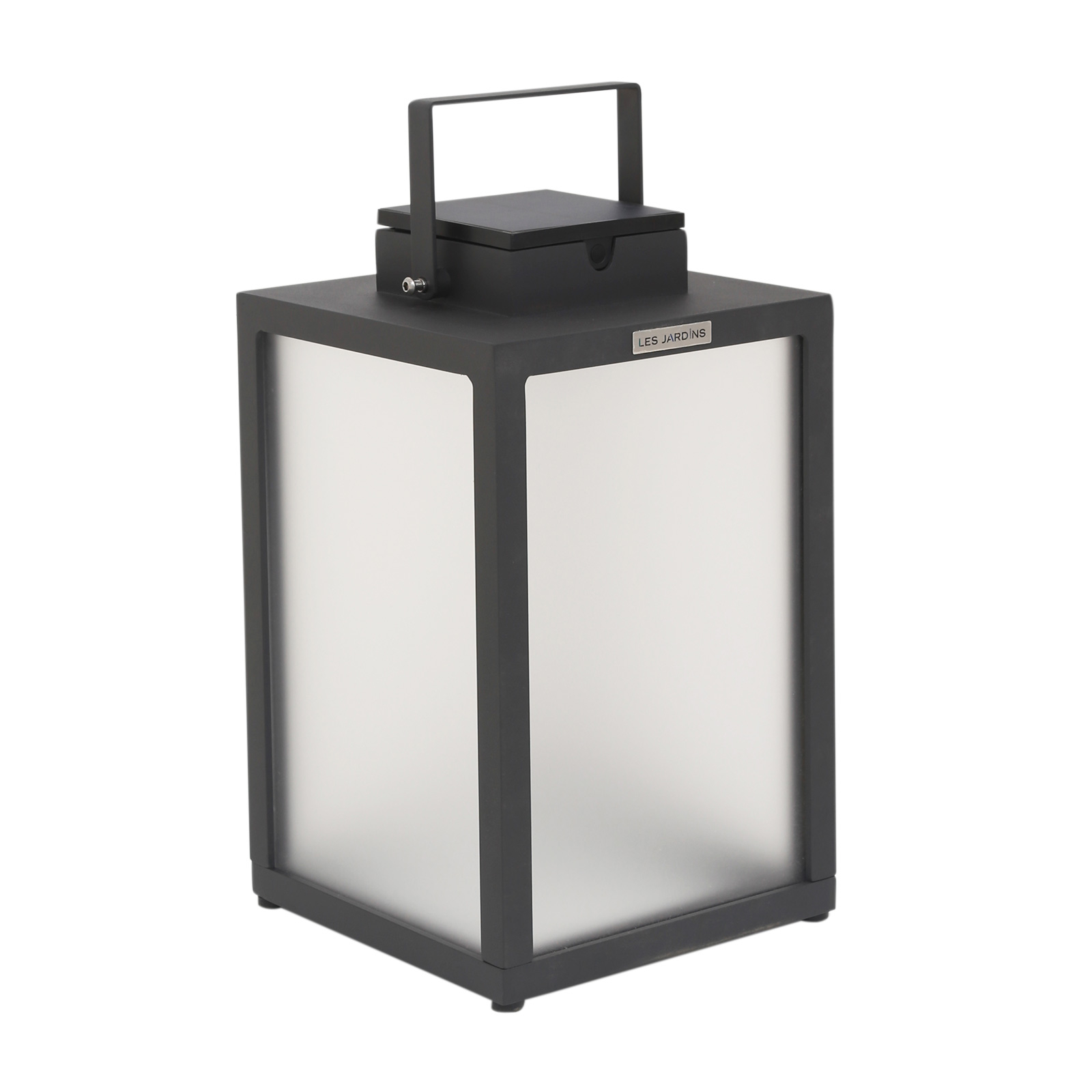 LED-Solarlaterne Tradition, Höhe 40 cm