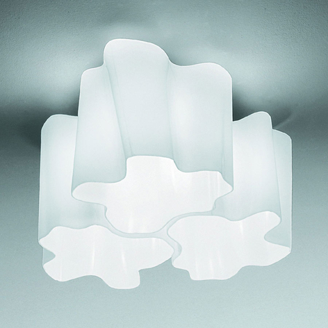 Artemide Logico taklampe 3 lys 120° 33 x 33 cm