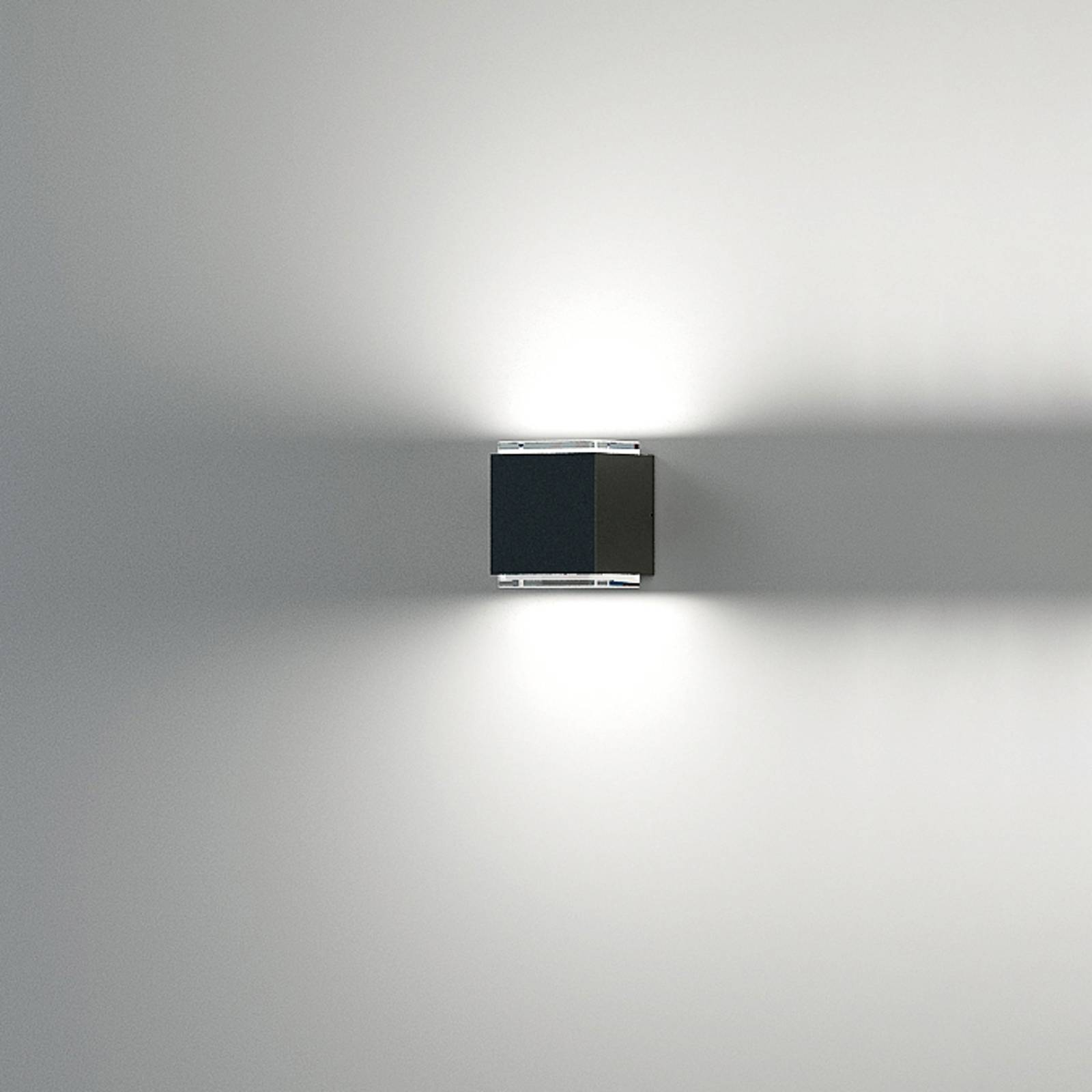 LED-Außenwandleuchte CMD 9031, Up and Down