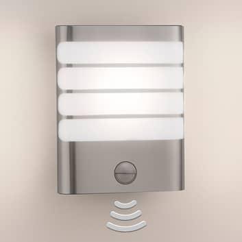 Philips Raccoon LED-Außenwandleuchte Edelstahl BWM
