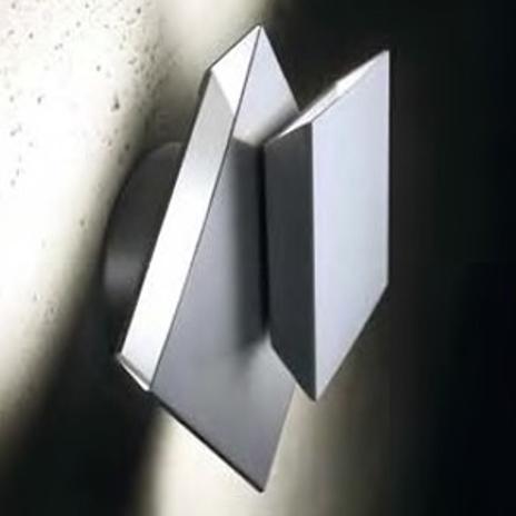 Futurystyczny kinkiet LED Cubic