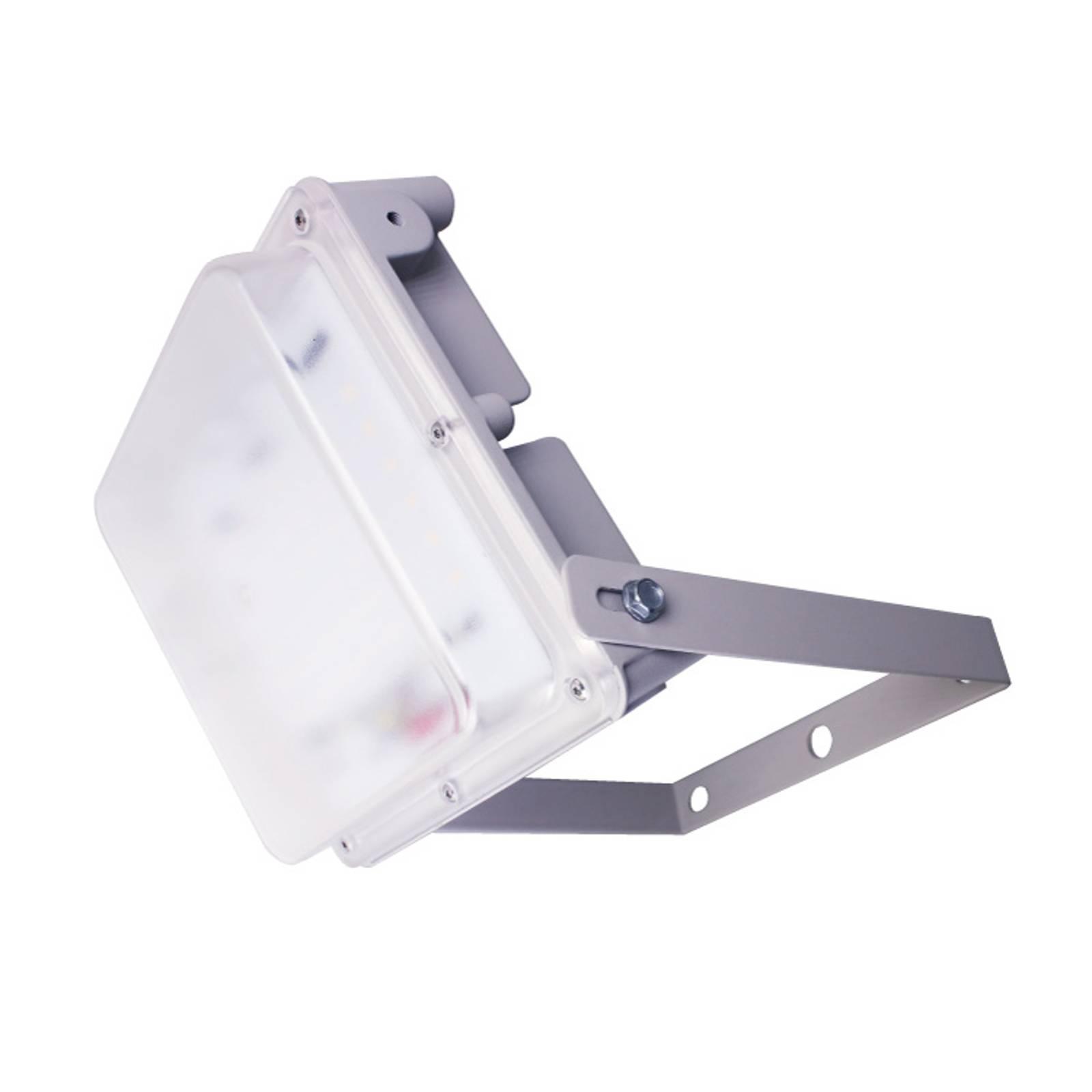 LED-Strahler Sillar mit Montagebügel, 120° 4.000K