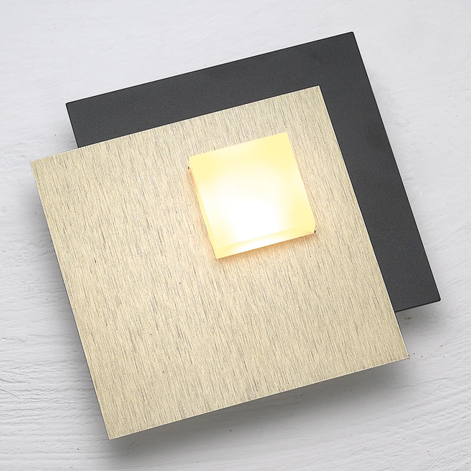 Bopp Pixel 1.0 LED-taklampe 2 lyskilder svart