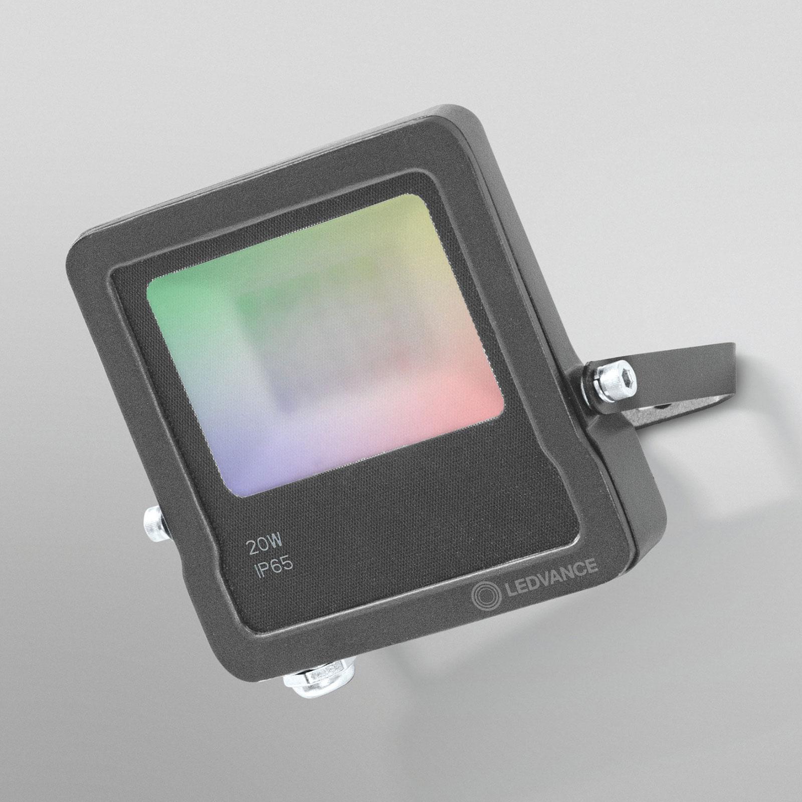 LEDVANCE SMART+ WiFi Flood veggspot RGBW 20 W