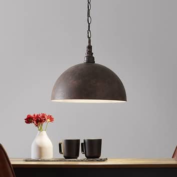 Závěsné světlo Leitung sindustriálním designem