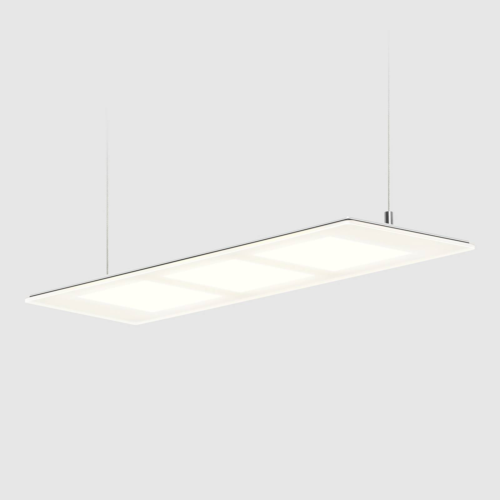 OMLED One s3 - płaska lampa wisząca OLED biała