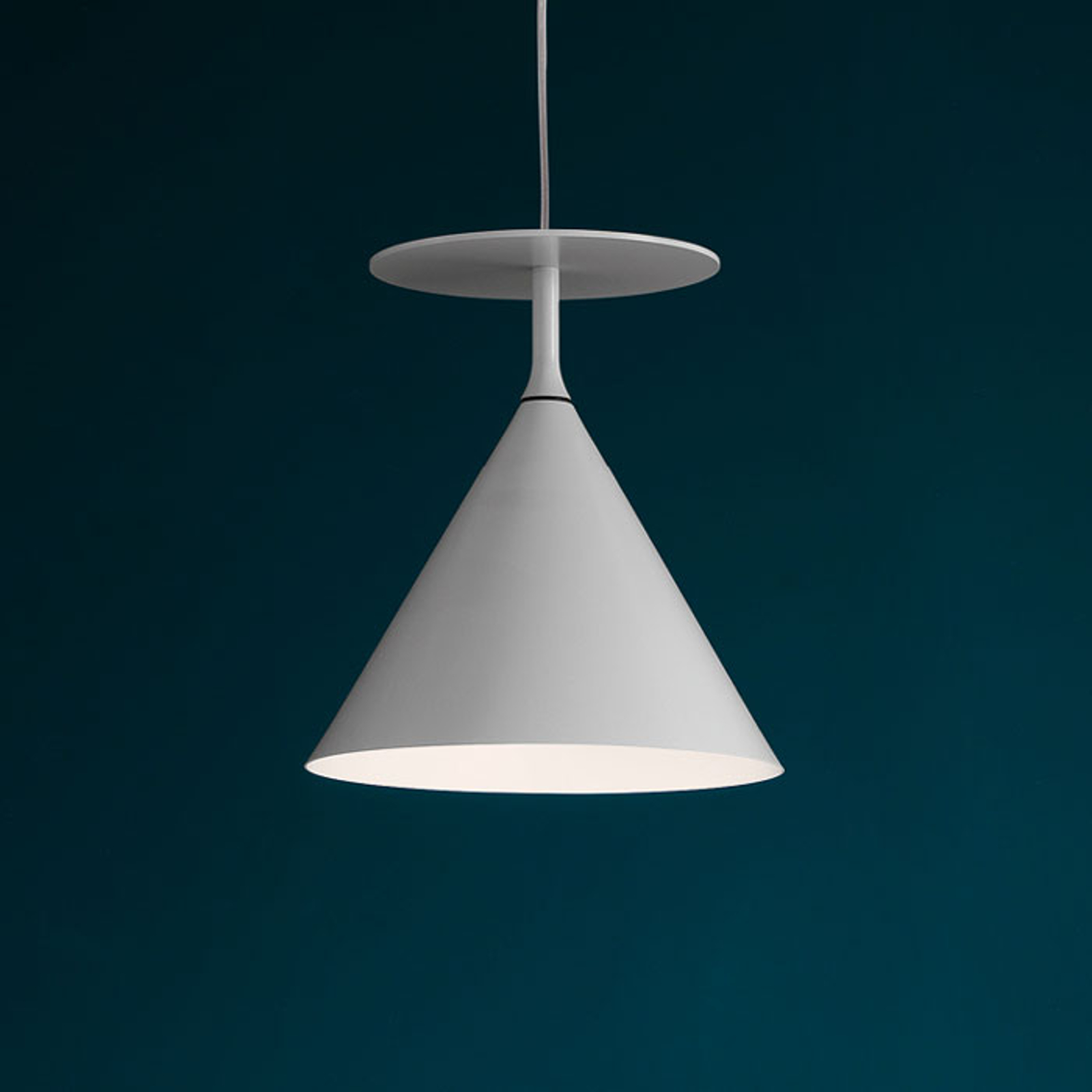 Modo Luce ABC Single C suspension blanche