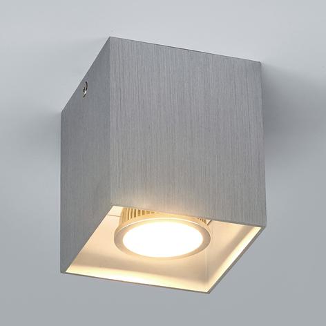 Hliníkové přídavné stropní světlo Carson, hranaté