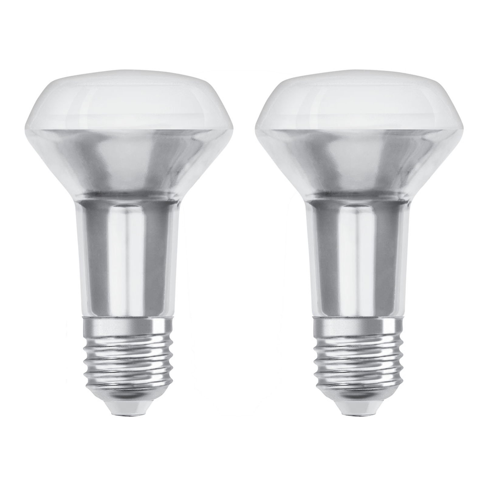 OSRAM LED-Reflektor E27 3,3W 2.700K 36° 2er-Pack