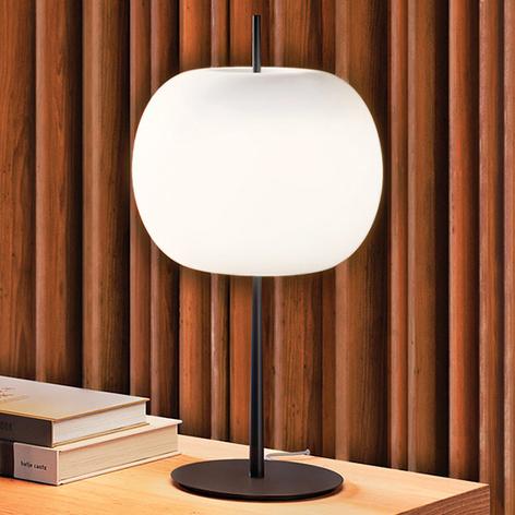 Kundalini Kushi XL tafellamp, dimbaar
