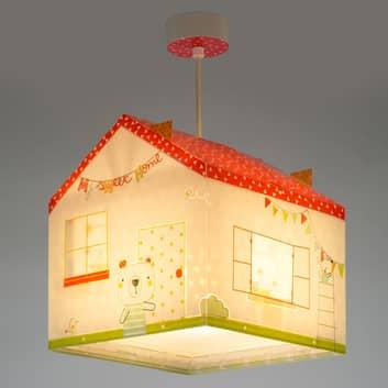 My sweet Home lampada a sospensione per bambini