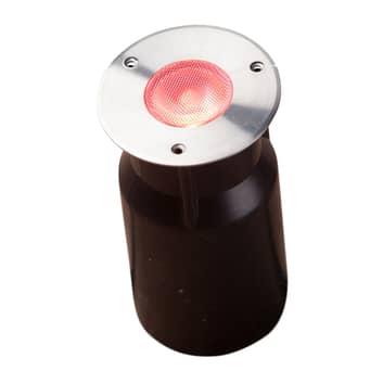 HEISSNER SMART LIGHTS upotettava LED-spotti 3W RGB