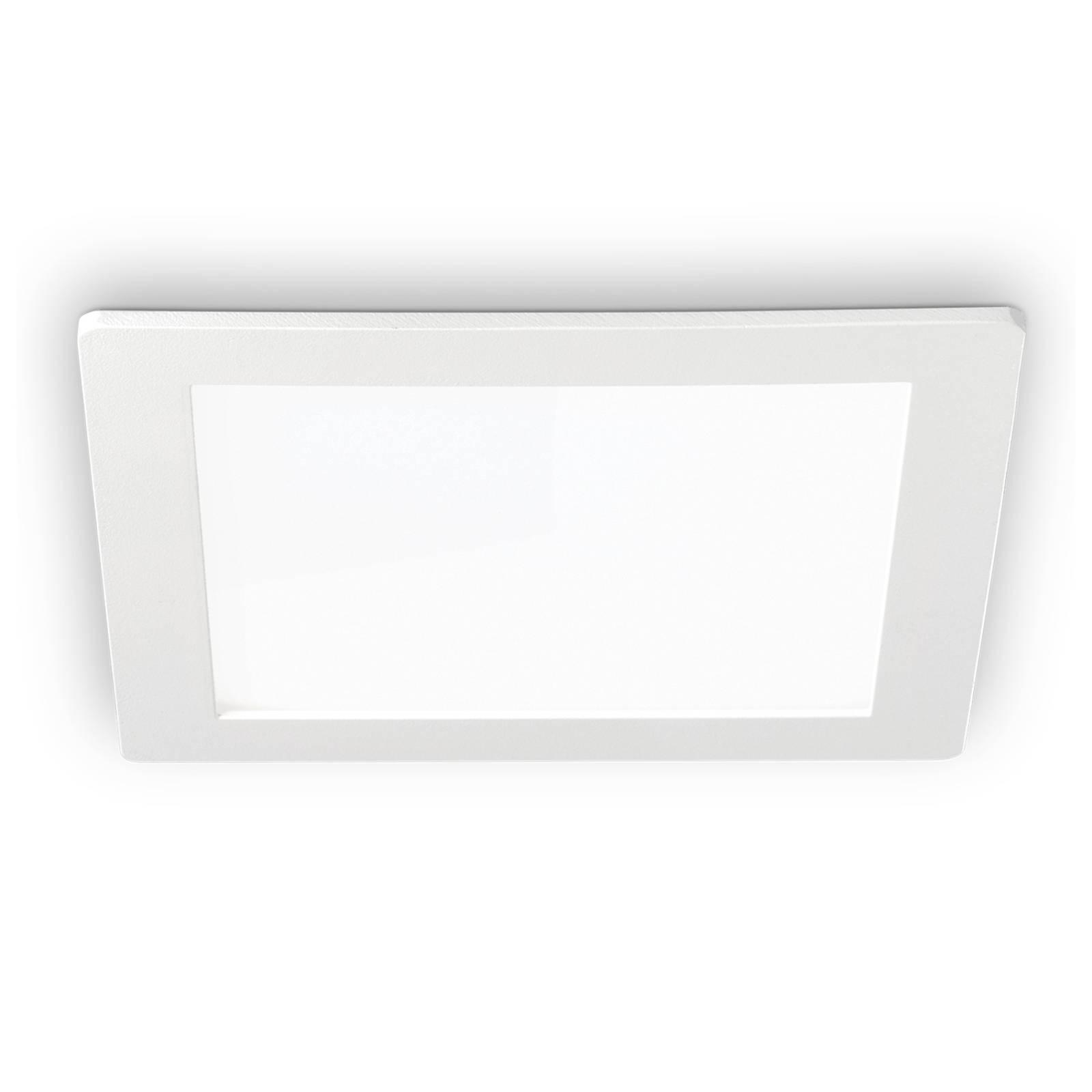 Lampa sufitowa LED Groove square 22,7x22,7 cm