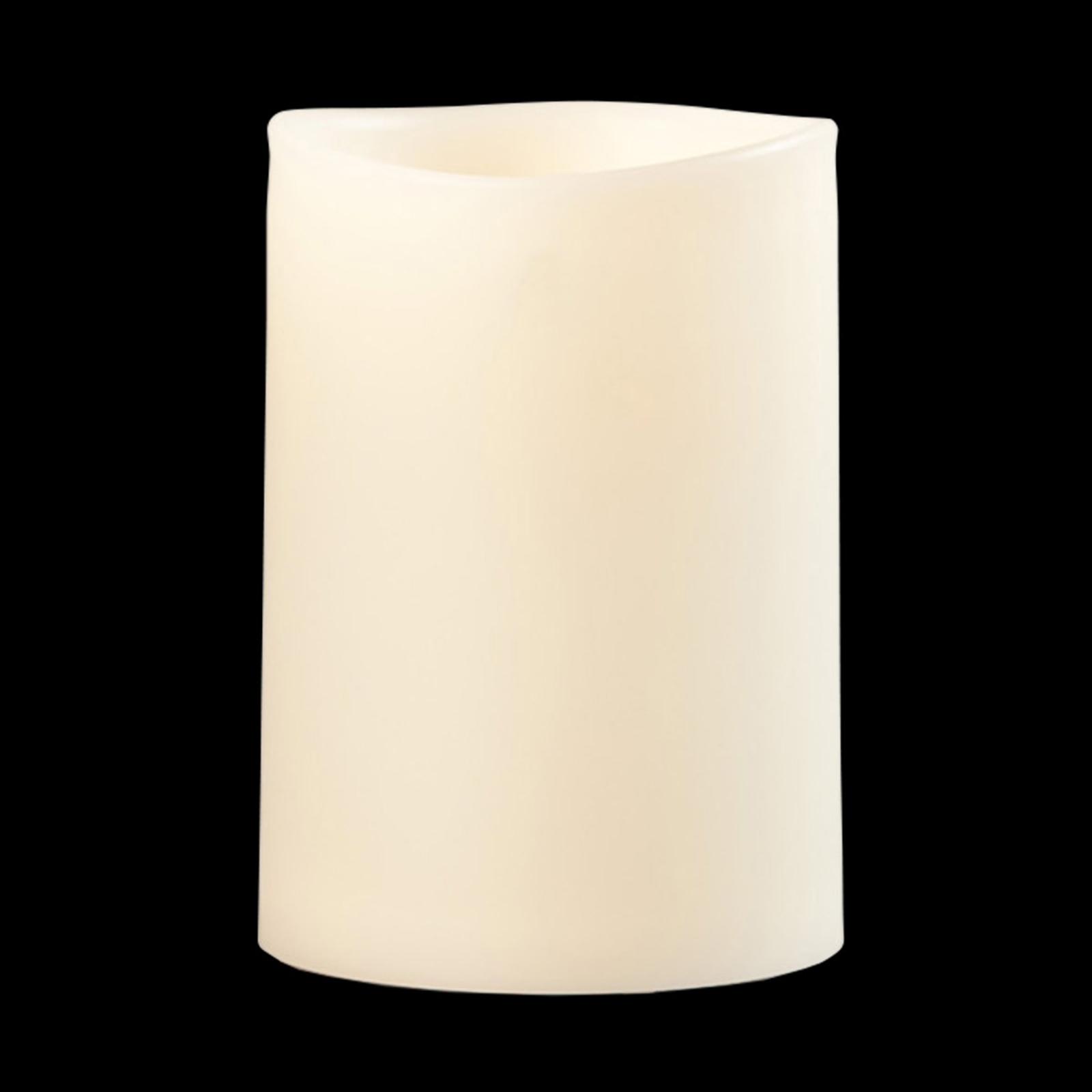 Outdoor Candle LED-dekorationslys, 12,5 cm
