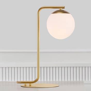 Lámpara de mesa Grant, latón