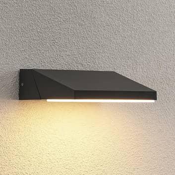 Lucande Auda udendørs LED-væglampe