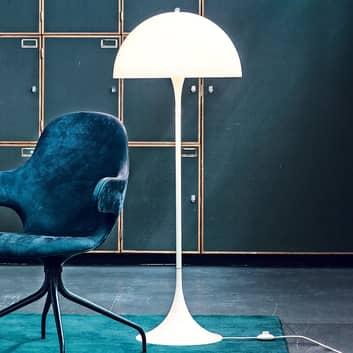 Louis Poulsen Panthella, lampada da terra opale