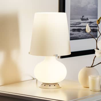Designerska lampa stołowa FONTANA
