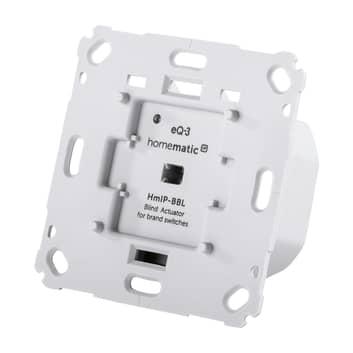 Homematic IP actuador persianas, interruptor marca