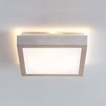 Lindby Margit LED stropní světlo, hranaté, 27 cm