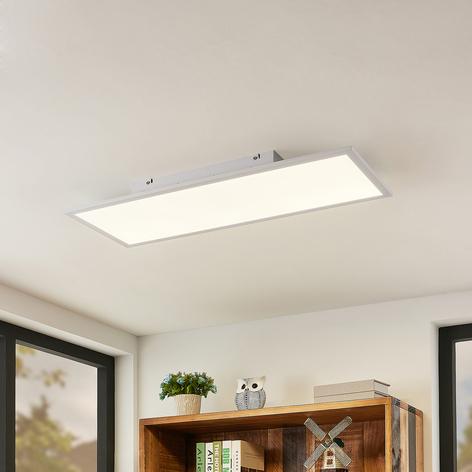 Lindby Quais -LED-paneeli 4000K, 30x80 cm