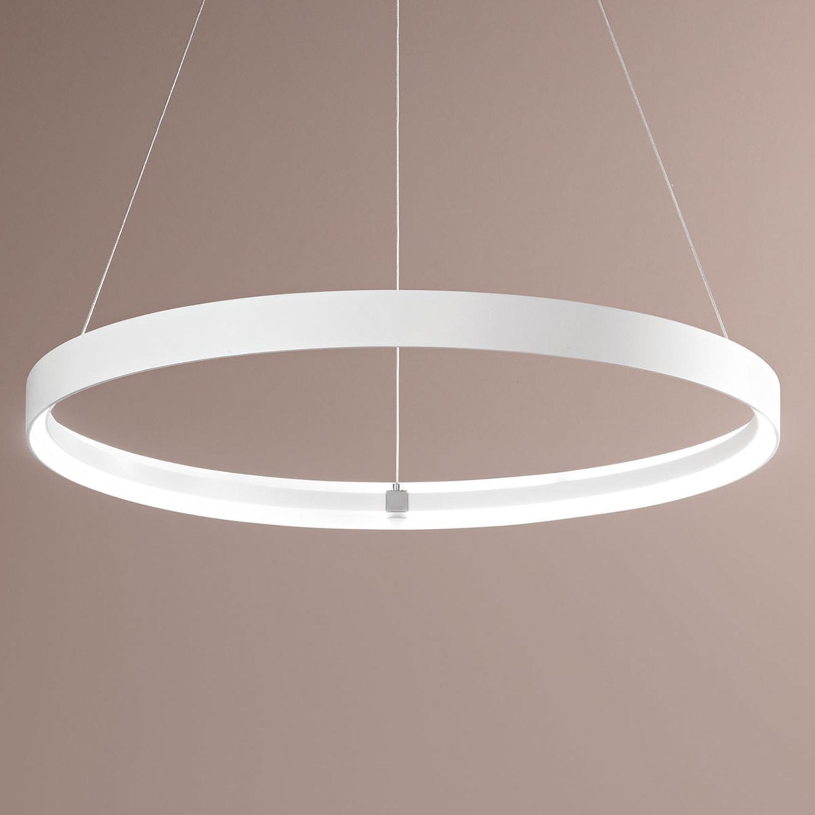 Elegant LED-pendellampe Double