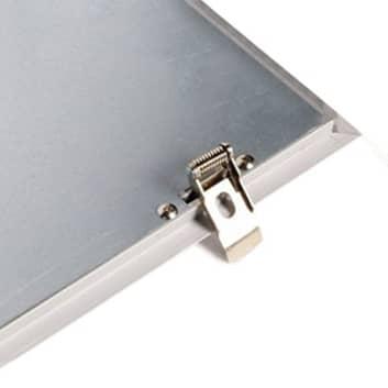 Neliönmuotoisen LED-paneelin 325 asennussarja