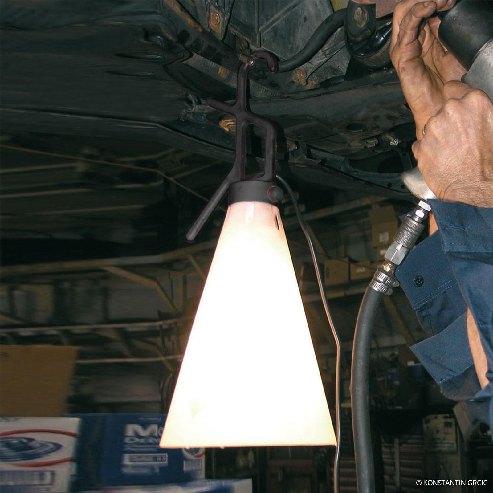 FLOS May Day lampada da lavoro nero