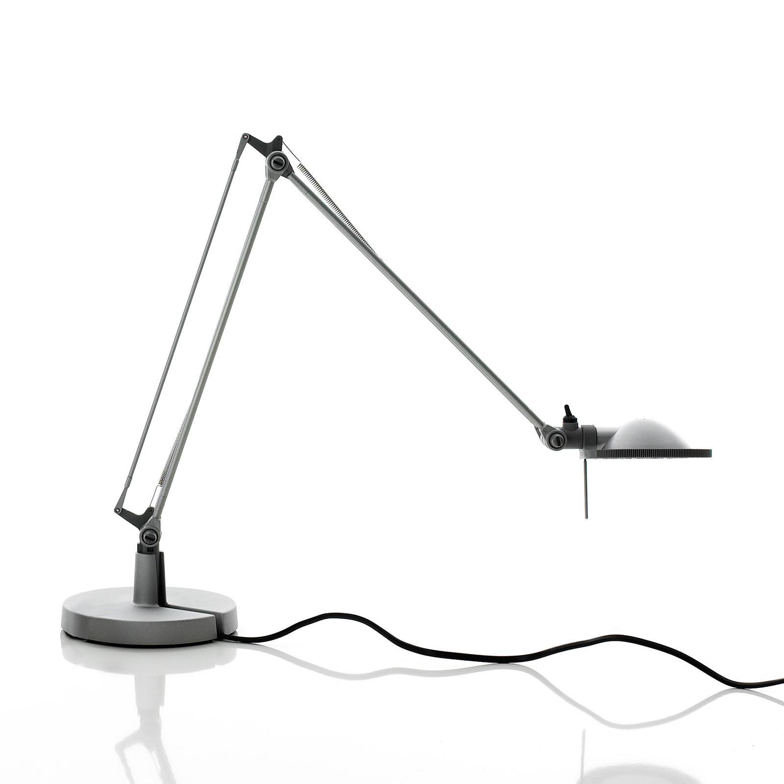 Luceplan Berenice Tischleuchte 13,5cm, aluminium