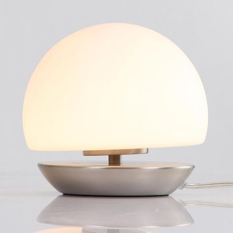 Fuß Stahl gebürstet - LED-Tischlampe Ancilla