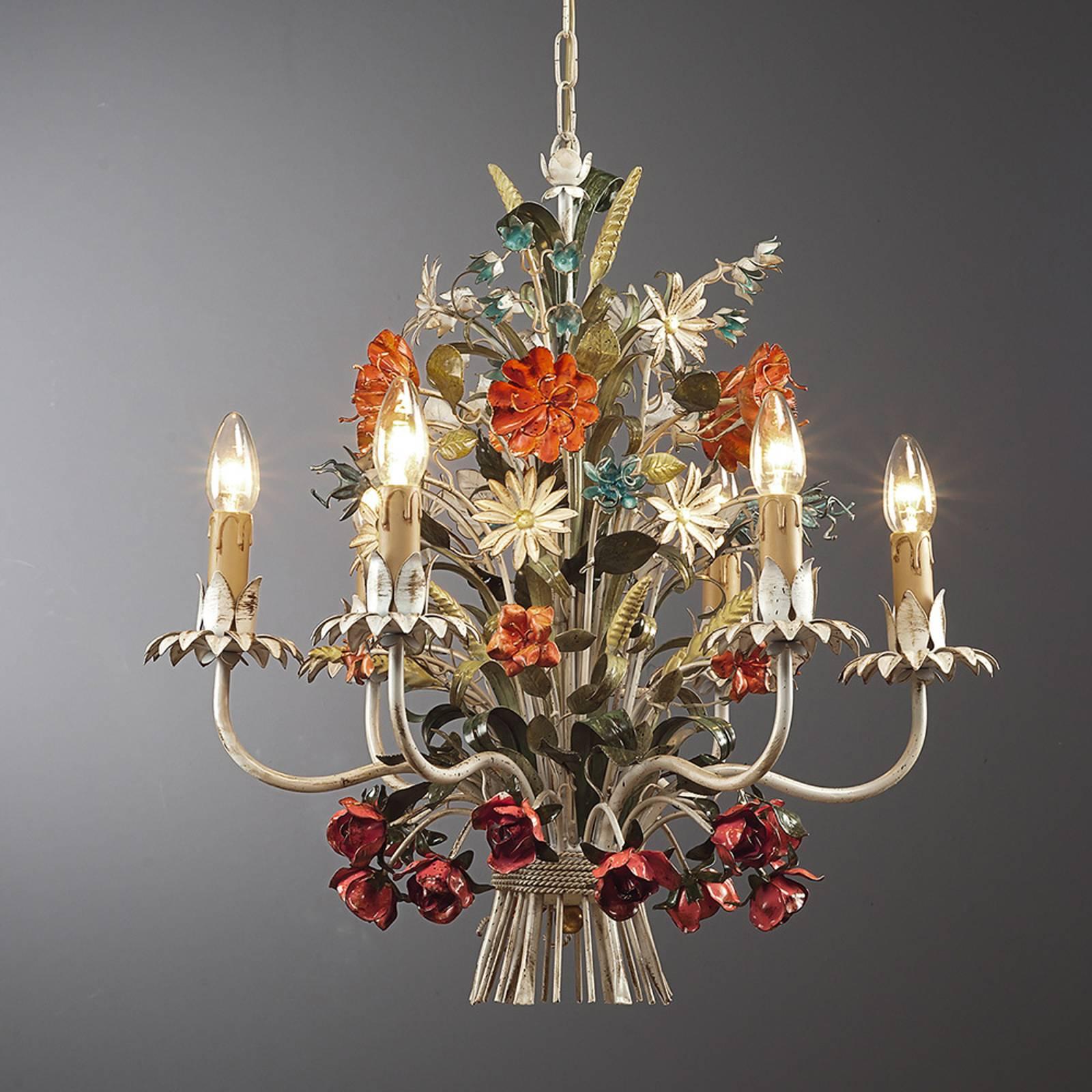 Żyrandol w stylu florentyńskim MARAI