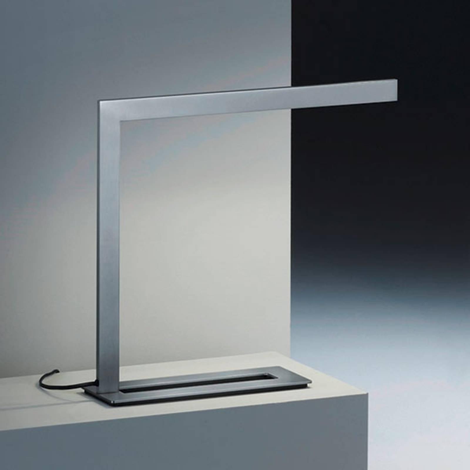 Baulmann 14.157.33 LED-Tischleuchte Nickel breit