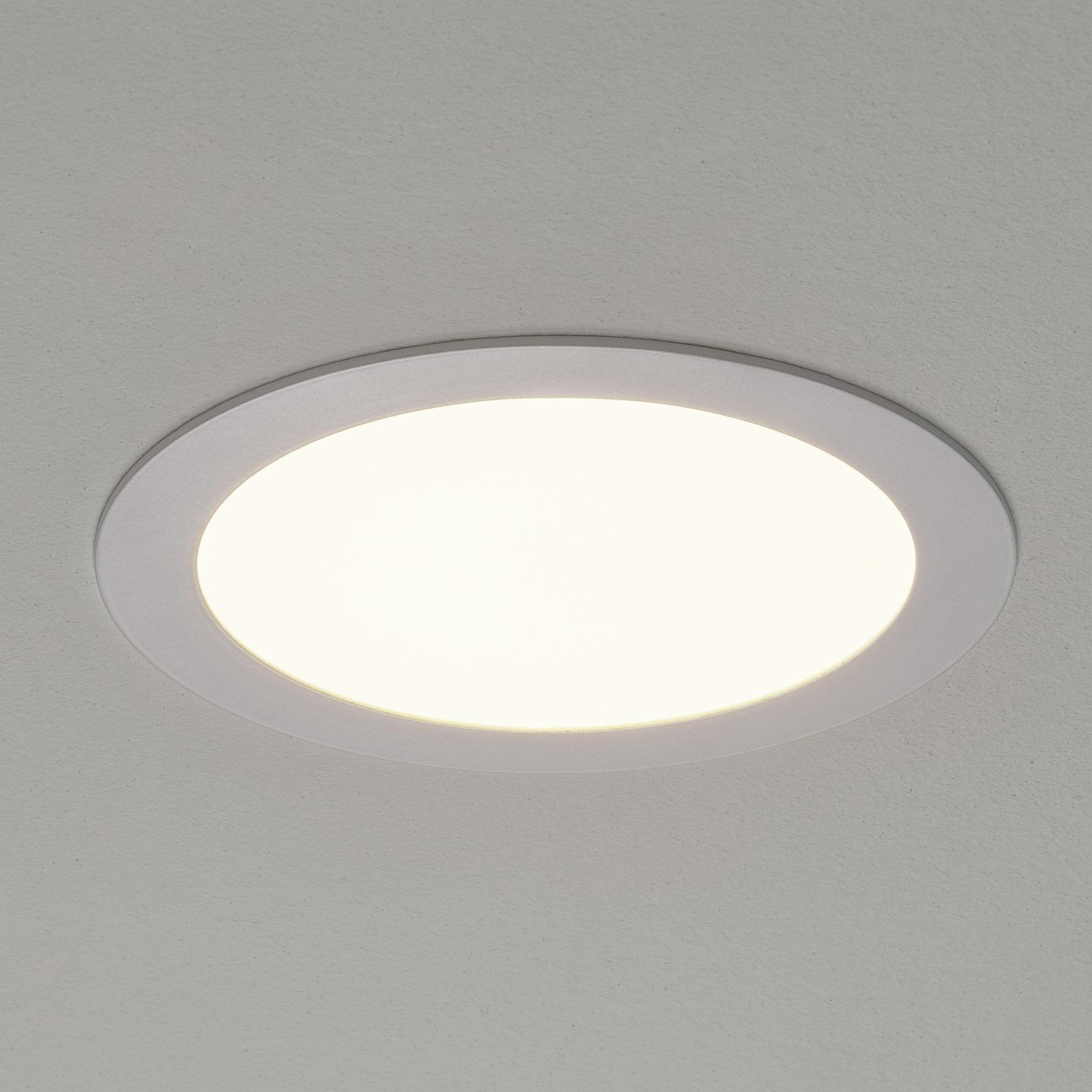 Eglo Connect Fueva-C innfellingslampe hvit 22,5 cm