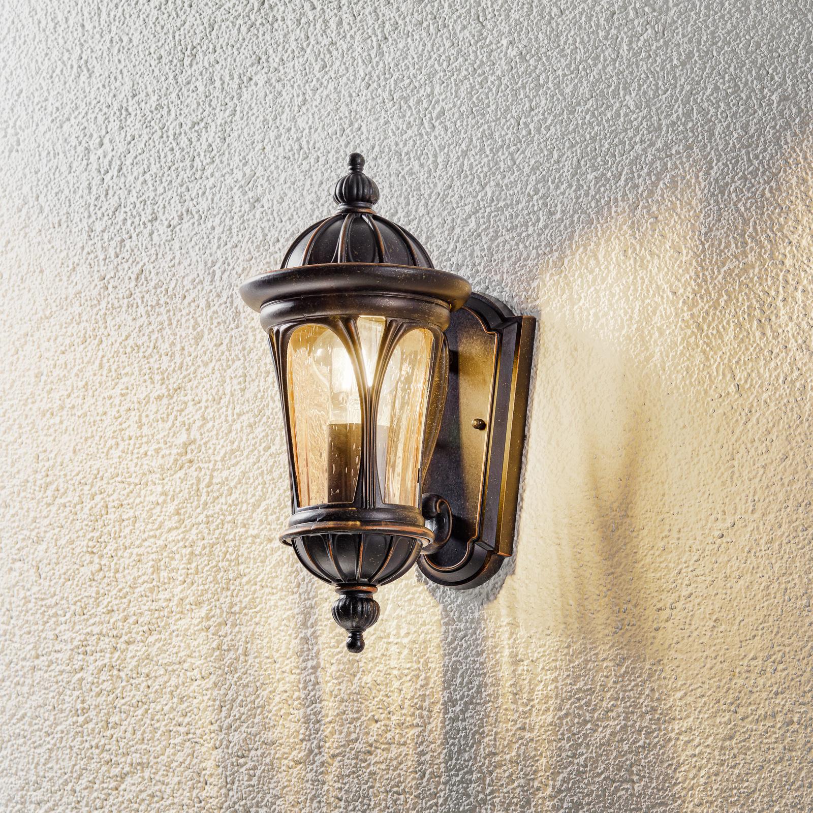 New England udendørs væglampe